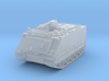 M125 A1 Mortar (closed) 1/144 3d printed