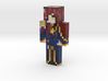 Dirella | Minecraft toy 3d printed