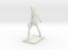 Fantasy Figures 03 - Monk 3d printed