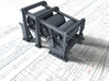 1/56 Royal Navy Small Depth Charge Rack x1 3d printed 1/56 Royal Navy Small Depth Charge Rack x1