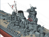 1/144 Yamato Searchlight control tower Set x2 3d printed