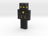 ShoXyE | Minecraft toy 3d printed