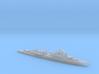 HMS Uganda 1/3000 3d printed