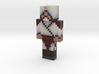 tekla   Minecraft toy 3d printed