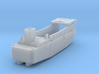 LCM3 Scale 1:200 Landing Craft with pivot hinge po 3d printed