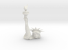 Planet of the Apes Statue Of Liberty 3d printed