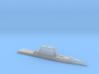 1/1800 Scale USS Zumwalt DDG-1000 Class 3d printed