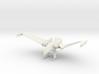 3788 Romulan Winged Defender 3d printed