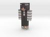 Cryiia | Minecraft toy 3d printed