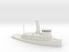 1/285 Scale 100-foot steel harbor tug Degolia 3d printed