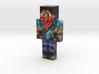 tex | Minecraft toy 3d printed