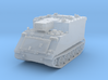 M577 A1 (no skirts) 1/144 3d printed