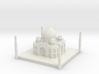 Taj Mahal 1/1000 3d printed