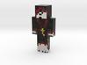 Warrioranimal | Minecraft toy 3d printed