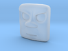 Splodge Mad Face - OO 3d printed