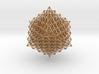 512 Tetrahedron Grid 3d printed