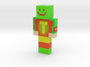 Tenrec_ | Minecraft toy 3d printed