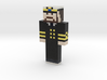 AndreofHazel   Minecraft toy 3d printed