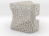 Lattice Structured Phone Stand 3d printed