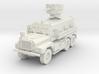 MRAP Cougar 6x6 (late) 1/48 3d printed