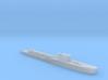 Italian Orione WW2 torpedo boat 1:3000 3d printed