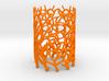 Coraline Tealight in Metal or Plastic 3d printed