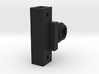 Spektrum DX5C Rugged GoPro Mount 3d printed