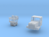 1988 GMC General Tractor Cab Only 1-87 HO Scale 3d printed