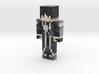 mines | Minecraft toy 3d printed