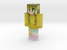Buildananas   Minecraft toy 3d printed