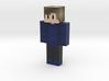 Devon_normal | Minecraft toy 3d printed