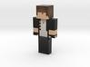 Jack_HD_1(3) | Minecraft toy 3d printed