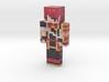 Kazann   Minecraft toy 3d printed