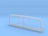 058027-01 Tamiya Blackfoot Rear Window Trim 3d printed