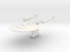 """Federation Parker Class V HvyDestroyer 4.3"""" 3d printed"""