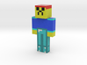 myskin   Minecraft toy 3d printed