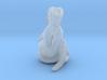 Anthropomorphic male light armor sharktaur 2 (HSD  3d printed