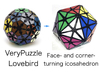 FACTI modified from VeryPuzzle Lovebird 3d printed