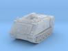 M106 A1 Mortar closed (no skirts) 1/144 3d printed