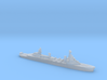 French Pluton minelaying cruiser WW2 1:1800 3d printed