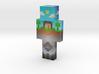 Stephen5311   Minecraft toy 3d printed
