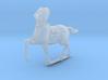 female light armor centaur 2 (HSD miniatures) 3d printed