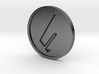 Bartzabel Spirit of Mars Coin 3d printed