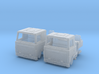 2 spare cabs for RHD Scania 140 in UK N scale 3d printed