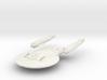 Federation Class HvyCruiser 3d printed