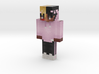 curryx | Minecraft toy 3d printed