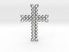 Knots Cross 3d printed