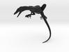 Compy dinosaur desktop figurine 3d printed