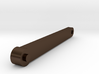 SPEK anker 2850 kg  ARM, STEEL/Bronze, scale 1/50  3d printed