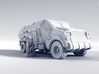 Sci Fi Transport Vehicles (3 included) – 6mm 3d printed